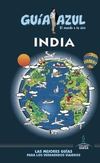 INDIA -GUIA AZUL