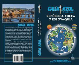 REPUBLICA CHECA Y ESLOVAQUIA -GUIA AZUL