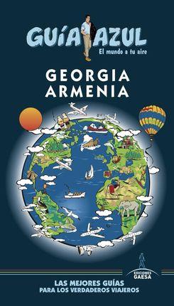 GEORGIA Y ARMENIA -GUIA AZUL
