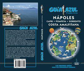 NAPOLES Y COSTA AMALFITANA -GUIA AZUL