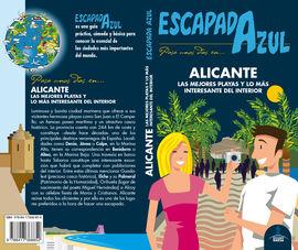 ALICANTE -ESCAPADA AZUL