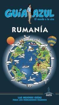 RUMANIA -GUIA AZUL