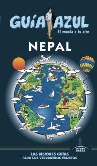 NEPAL -GUIA AZUL