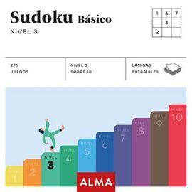 SUDOKU BÁSICO - NIVEL 3