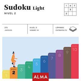 SUDOKU LIGHT - NIVEL 2