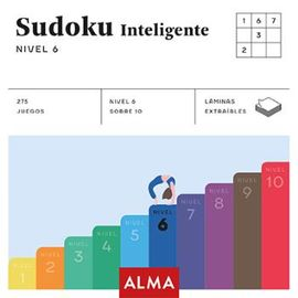 SUDOKU INTELIGENTE - NIVEL 6