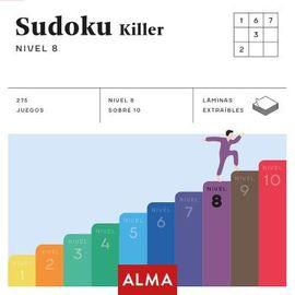 SUDOKU KILLER - NIVEL 8