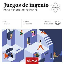 JUEGOS DE INGENIO PARA POTENCIAR TU MENTE