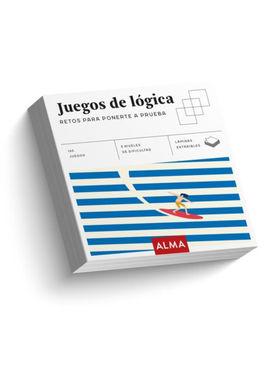 JUEGOS DE LÓGICA. NUEVOS RETOS PARA PONERTE A PRUEBA