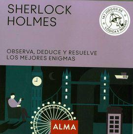 SHERLOCK HOLMES -ALMA
