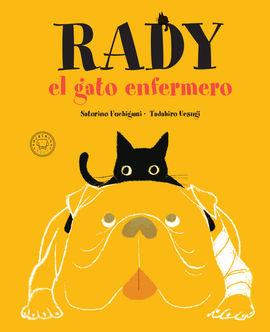 RADY EL GATO ENFERMERO