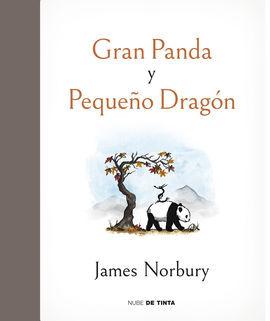 GRAN PANDA Y PEQUEÑO DRAGÓN