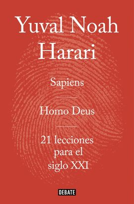 YUVAL NOAH HARARI [ESTUCHE]