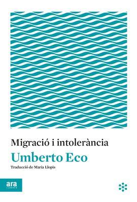 MIGRACIO I TOLERÀNCIA