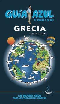 GRECIA -GUIA AZUL