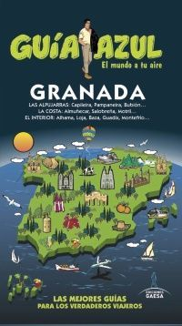 GRANADA -GUIA AZUL
