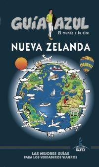 NUEVA ZELANDA -GUIA AZUL