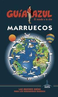 MARRUECOS -GUIA AZUL