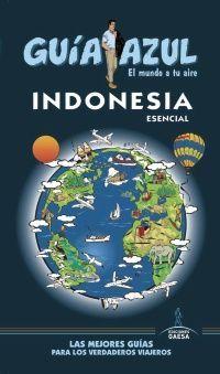 INDONESIA -GUIA AZUL