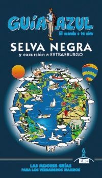 SELVA NEGRA - GUIA AZUL