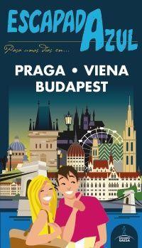 PRAGA, VIENA, BUDAPEST -ESCAPADA AZUL