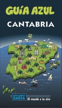 CANTABRIA -GUÍA AZUL