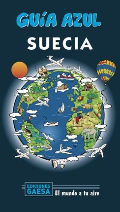 SUECIA -GUIA AZUL