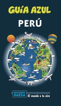 PERU -GUIA AZUL