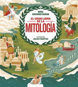 GRAN LIBRO DE LA MITOLOGIA,EL