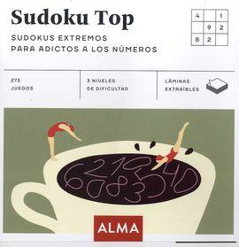 SUDOKU TOP -ALMA