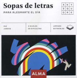 SOPAS DE LETRAS -ALMA