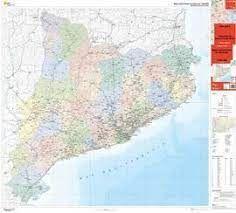 [PLEGAT]MAPA 1:250.000 ADMINISTRATIU DE CATALUNYA -ICGC