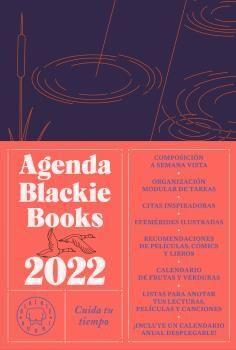 2022 AGENDA BLACKIE BOOKS