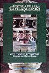 2 HISTORIA DE LAS CIVILIZACIONES. CIV. EXTINGUIDAS