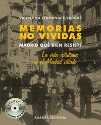 MEMORIAS NO VIVIDAS