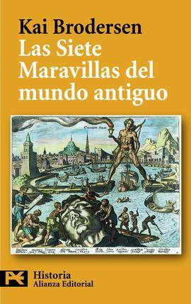 SIETE MARAVILLAS DEL MUNDO ANTIGUO, LAS [BOLSILLO]