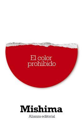 COLOR PROHIBIDO, EL [BOLSILLO]