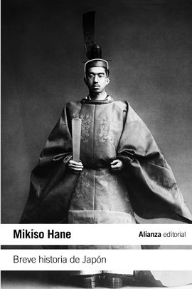 BREVE HISTORIA DE JAPÓN [BOLSILLO]