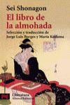 LIBRO DE LA ALMOHADA, EL [BOLSILLO]