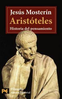ARISTOTELES. HISTORIA DEL PENSAMIENTO
