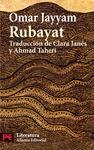 RUBAYAT [BILINGUE PERSA-CAS] [BOLSILLO]