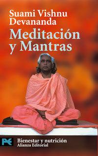 MEDITACIÓN Y MANTRAS [BOLSILLO]