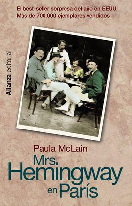 MRS. HEMINGWAY EN PAR�S [BOLSILLO]