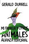 MI FAMILIA Y OTROS ANIMALES [BOLSILLO]