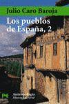 PUEBLOS DE ESPAÑA, LOS (TOMO II)