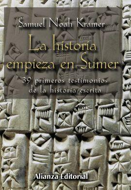 HISTORIA EMPIEZA EN SUMER, LA