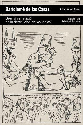 BREVÍSIMA RELACIÓN DE LA DESTRUICIÓN DE LAS INDIAS (BOLSILLO)