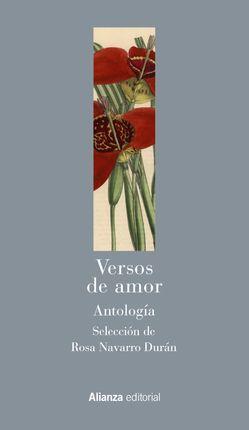 VERSOS DE AMOR. ANTOLOGÍA