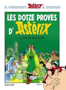 ASTERIX. LES DOTZE PROVES D'ASTÈRIX [CAT][COMIC] L'ALBUM DEL FILM