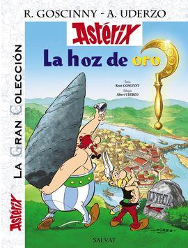 ASTERIX. LA HOZ DE ORO [COMIC] -LA GRAN COLECCIÓN
